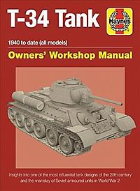 Haynes T-34 Tank Owner's Workshop Manual