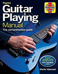 Haynes Guitar Playing Manual