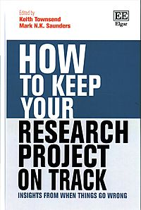 How to Keep Your Research Project on Track