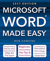Microsoft Word Made Easy 2017