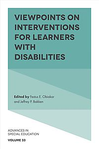 Viewpoints on Interventions for Learners With Disabilities