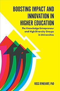 Boosting Impact and Innovation in Higher Education