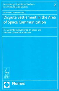 Dispute Settlement in the Area of Space Communication