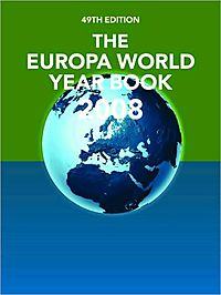 The Europa World Yearbook 2008