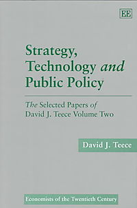 Strategy, Technology and Public Policy