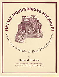Vintage Woodworking Machinery