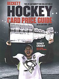 Beckett Hockey Card Price Guide 2017