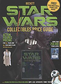 Beckett Star Wars Collectibles Price Guide