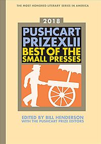 Pushcart Prize 2018