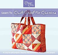 Learn to Quilt With Fat Quarters