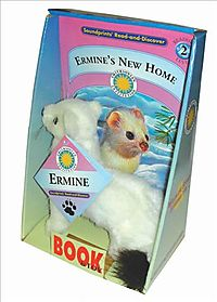 Ermine's New Home