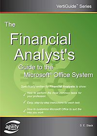 The Financial Analyst's Guide to the Microsoft Office System