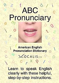 Abc Pronunciary, American English Pronunciation Dictionary