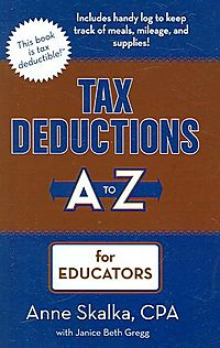 Tax Deductions A to Z for Educators