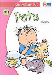 Baby Signs My Pets Signs