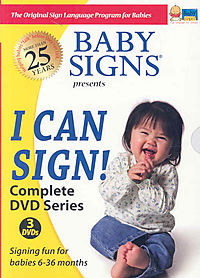 Baby Signs I Can Sign!