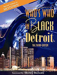 Who's Who in Black Detroit