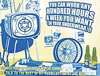 You Can Work Any Hundred Hours Per Week You Want in Your Underwear!