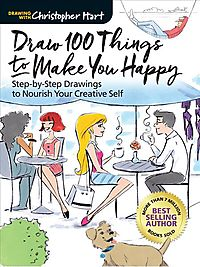 Draw 100 Things to Make You Happy