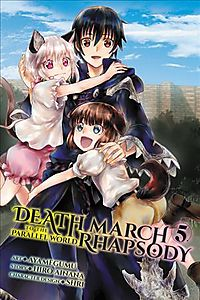 Death March to the Parallel World Rhapsody 5
