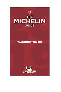 Michelin Red Guide 2019 Washington, D.C.