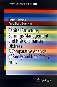 Capital Structure, Earnings Management, and Risk of Financial Distress