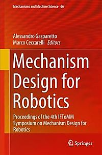 Mechanism Design for Robotics