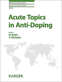 Acute Topics in Anti-Doping