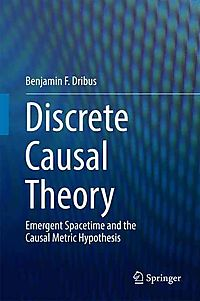 Discrete Causal Theory