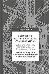 Business-to-Business Marketing Communications