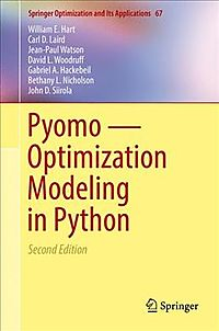 Pyomo - Optimization Modeling in Python