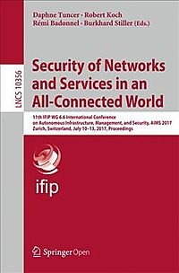 Security of Networks and Services in an All-connected World