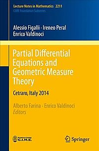 Partial Differential Equations and Geometric Measure Theory