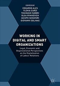 Working in Digital and Smart Organizations
