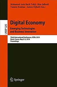 Digital Economy, Emerging Technologies and Business Innovation