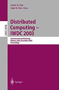 Distributed Computing--Iwdc 2003