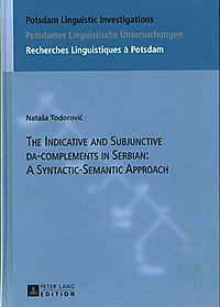The Indicative and Subjunctive Da-Complements in Serbian