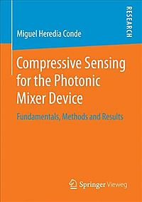 Compressive Sensing for the Photonic Mixer Device