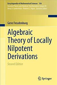 Algebraic Theory of Locally Nilpotent Derivations