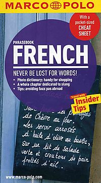 Marco Polo French Phrasebook