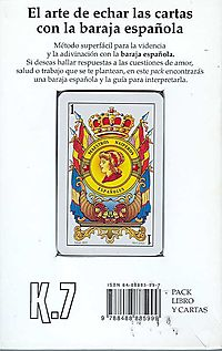 Baraja Espanola Superfacil / Spanish Tarot