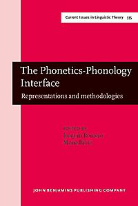 The Phonetics?Phonology Interface