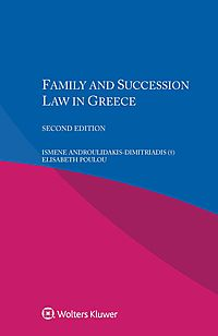 Family and Succession Law in Greece