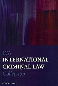 ICA International Criminal Law Collection