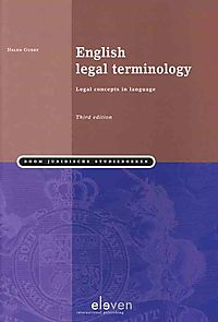 English Legal Terminology