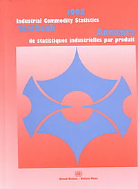 Industrial Commodity Statistics Yearbook 1998