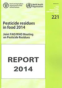 Pesticide Residues in Food 2014