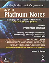 Preclinical Sciences (2015-14)