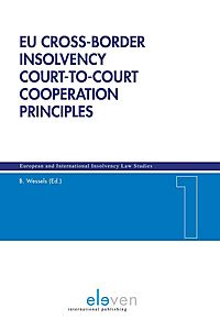 EU Cross-Border Insolvency Court-To-Court Cooperation Principles