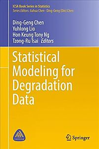 Statistical Modeling for Degradation Data